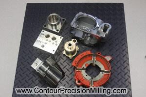 CNC-Precision-Milling