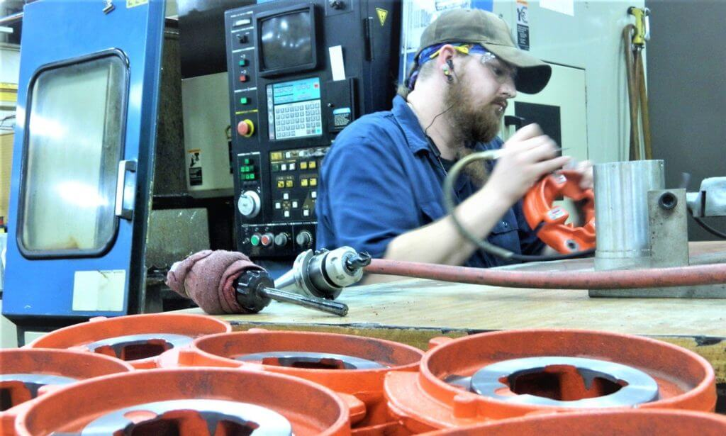 Contour has the skills, equipment & experience to handle difficult to manufacture and hard to hold castings