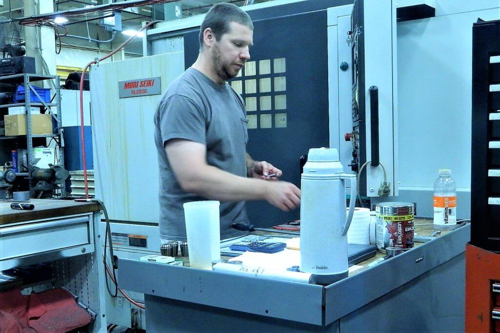 Contour has the equipment and experienced machinists to make even the most difficult to manufacture components.