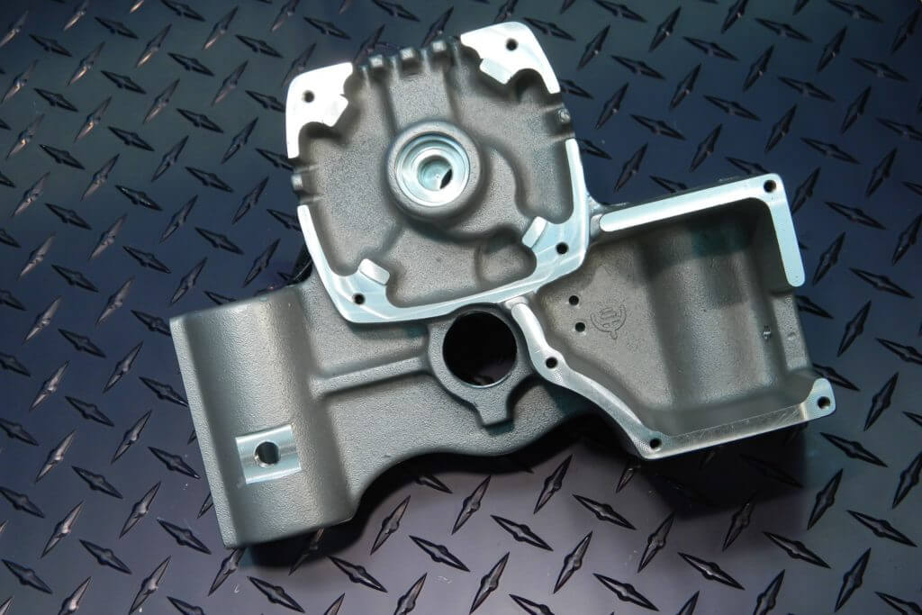 Contour specializes in precision machining of complex castings that aren't round or square.