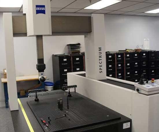 Contour Precision ISO9001 ASI9001